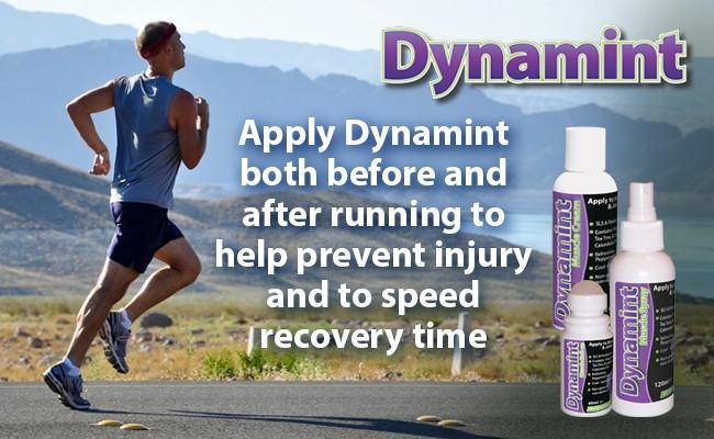 spray dynamint