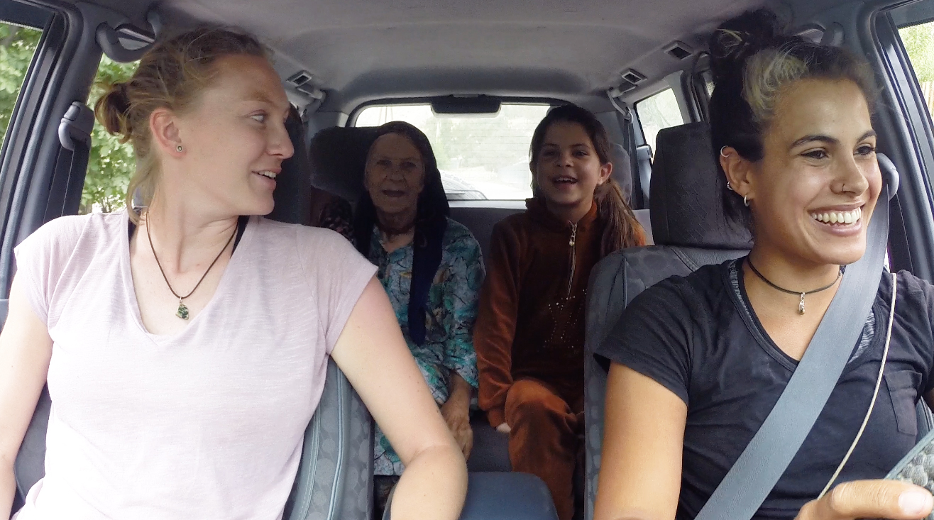 Women Behind The Wheel