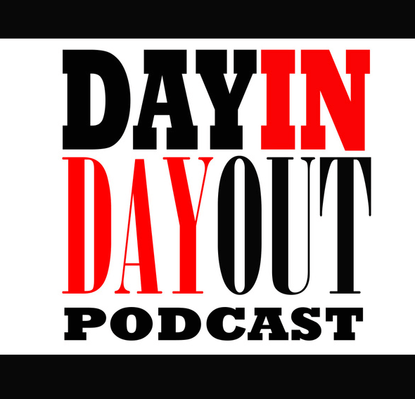 Day in day out podcast guest Kim Ingleby