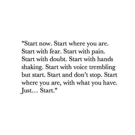 August Yoga Nidra quote start now